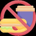 Nourriture et boisson extérieures sont interdits au Breizh Jump Park
